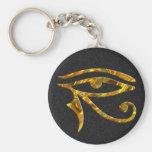 Oeil de Horus - OR Porte-clefs
