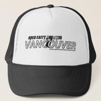 Offen tragen Sie Vancouver-Fernlastfahrer-Hut Truckerkappe