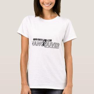 Offen tragen Sie Vancouver-Shirts T-Shirt