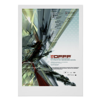 OFFF 2001 POSTER