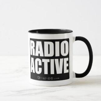Offizielle generische aktive Kaffee-RadioTasse Tasse