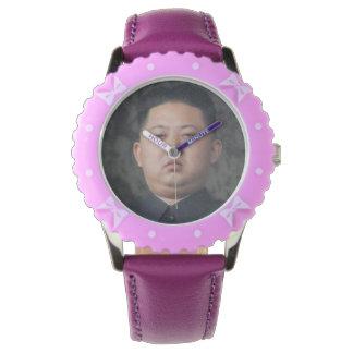 offizielle Kim jong UNO-Armbanduhr Uhr