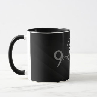 Offizielle klassische Noir Wecker-Tasse Tasse