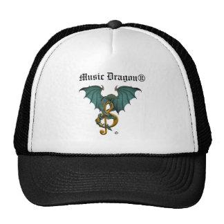 Offizielle Musik Dragon® Hüte Cap