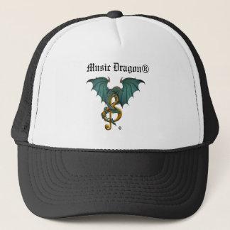Offizielle Musik Dragon® Hüte Truckerkappe