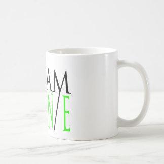 Offizielle Produkte des Team-Green/e Kaffeetasse