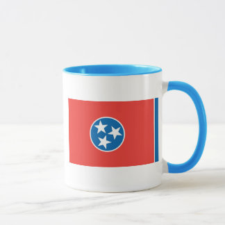 Offizielle Tennessee-Staats-Flagge Tasse