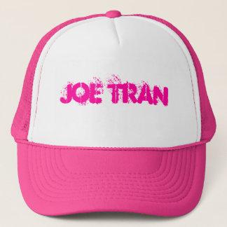 Offizieller Damen-Fernlastfahrer-Hut Joes Tran Truckerkappe