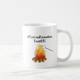 Offizieller Eibisch-Röster Kaffeetasse