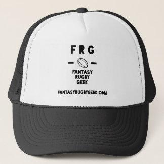 Offizieller Fantasie-Rugbygeek-Fernlastfahrer-Hut Truckerkappe