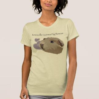 Offizieller Knoxville-Meerschweinchen-Rettungs-T - T-Shirt