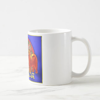 Offizielles AKOCG Logo Kaffeetasse