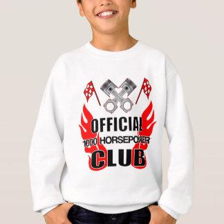 Offizielles HP 1000 schlagen mit einer Keule Sweatshirt