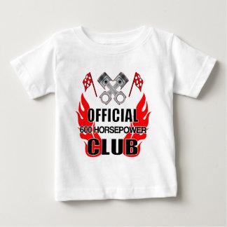 Offizielles HP 600 schlagen mit einer Keule Baby T-shirt