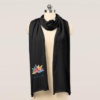 Offizielles Logo Kanadas 150 - Mehrfarben Schal