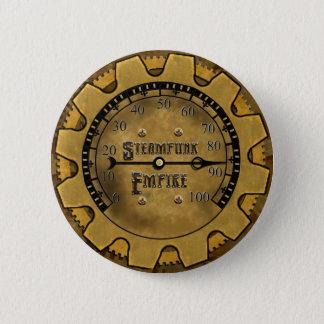 Offizielles Steampunk Reich-Button Runder Button 5,1 Cm