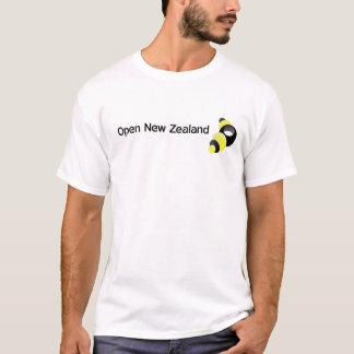 Öffnen Sie Neuseeland T-Shirt