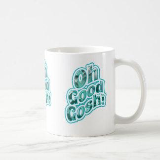 Oh gutes Mann Muf Kaffeetasse