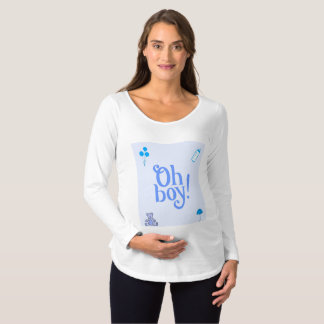 Oh MutterschaftsT - Shirt