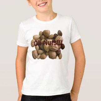 Oh Nuss-Kinderwecker-T - Shirt