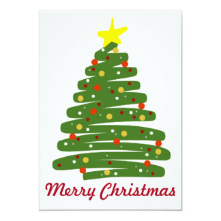 Oh Weihnachtsbaum Karte