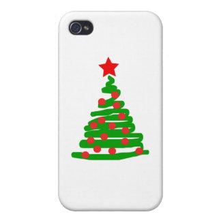 Oh Weihnachtsbaum Schutzhülle Fürs iPhone 4