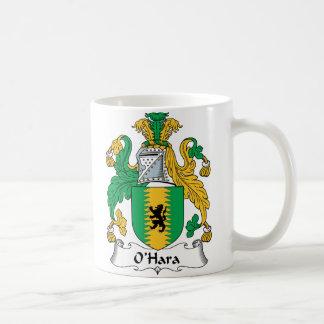 O'Hara-Familienwappen Kaffeetasse