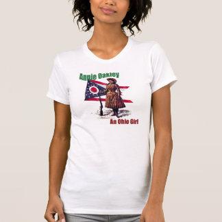 Ohio-Mädchen, Annie Oakley T-Shirt