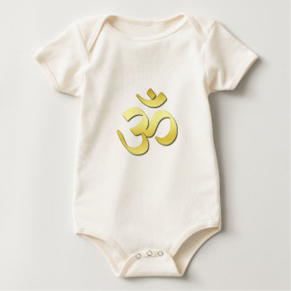 Ohm-Symbol Baby Strampler