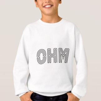 Ohm!!! Vapers wissen… Sweatshirt