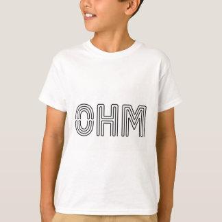 Ohm!!! Vapers wissen… T-Shirt