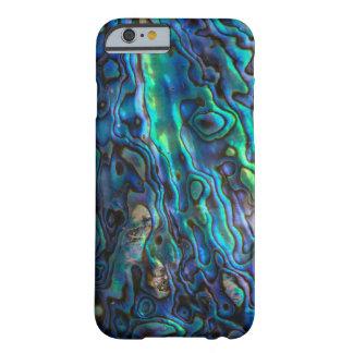 Ohrschnecken-Muschel Meerjungfrau schillernder Barely There iPhone 6 Hülle