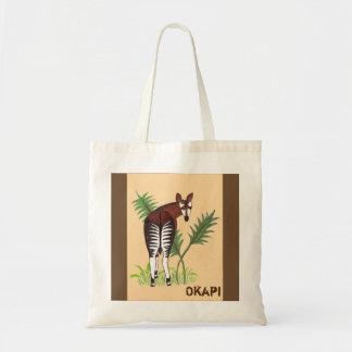 Okapi Tragetasche