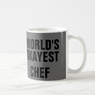 Okayest Koch Kaffeetasse