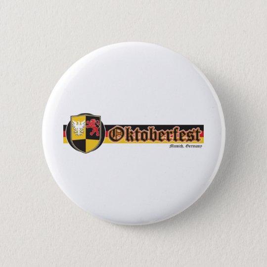 Oktoberfest-Fest-Fahne Runder Button 5,7 Cm