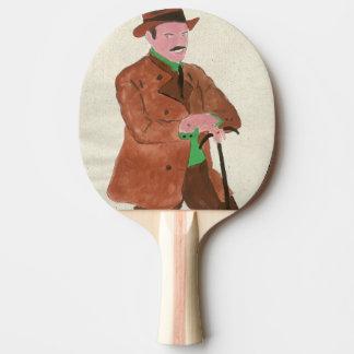 Oktoberfest Herr Tischtennis Schläger