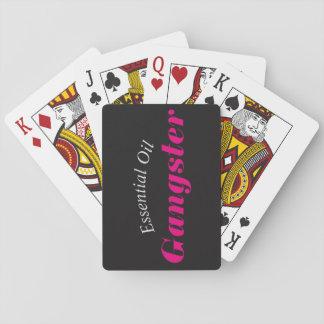 Öl-Spielkarten Pokerdeck