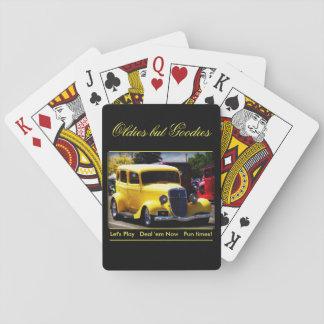Oldien aber gute Sachen Spielkarten