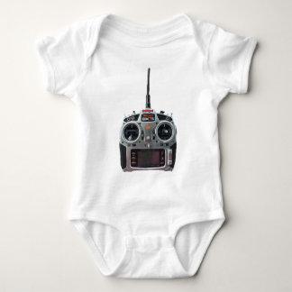 Ölfarbe-Effekt Spektrum RC Radio Baby Strampler