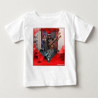 Olive und Dingo, Spaß Portland-Clowns liebend Baby T-shirt