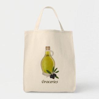 Olivenöl-Flasche Tragetasche