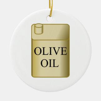 Olivenöl Keramik Ornament
