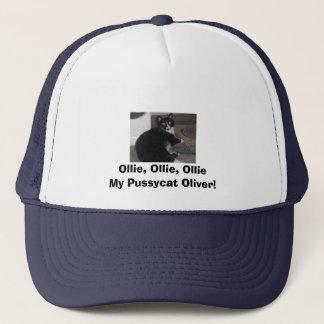 Oliver, Ollie, Ollie, Ollie mein Pussycat Oliver! Truckerkappe
