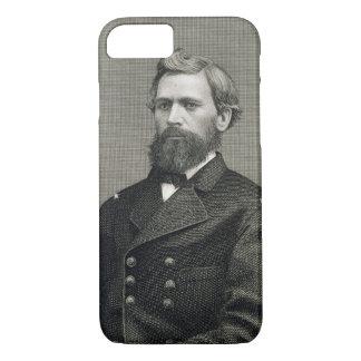 Oliver Otis Howard (1830-1909), graviert von iPhone 8/7 Hülle