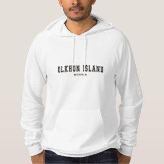 Olkhon Insel Russland Hoodie