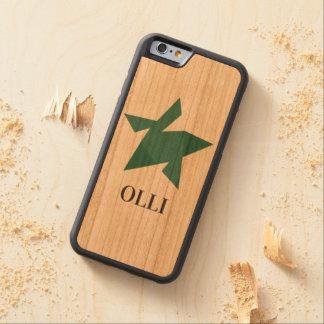 Olli-Telefonkasten Bumper iPhone 6 Hülle Kirsche