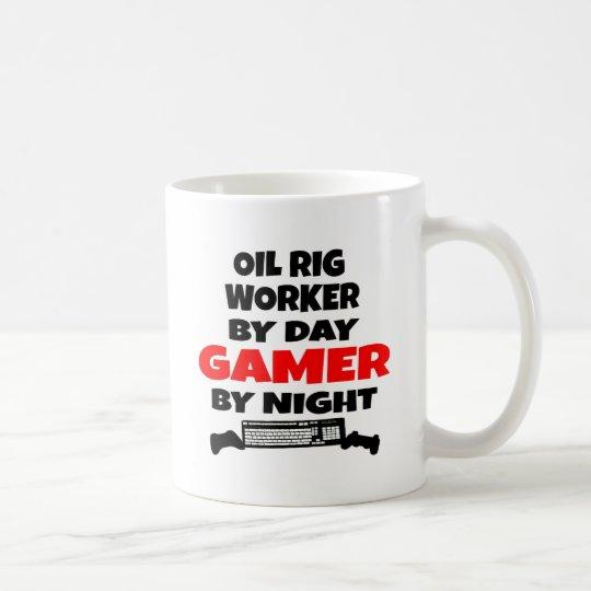 Ölplattform-Arbeitskraft-ZombieSlayer Kaffeetasse