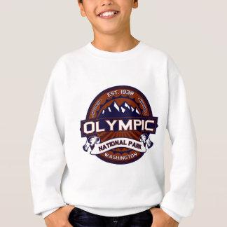 Olympisches vibrierendes sweatshirt