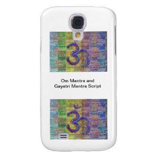 OM-Beschwörungsformel Gayatri-Beschwörungsformel Galaxy S4 Hülle