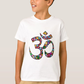 OM-Om Namaste Yoga-Symbol T-Shirt